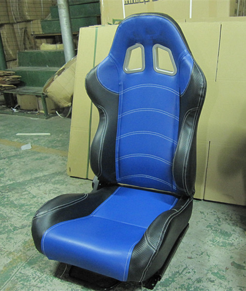 JBR1027 fabric Sport Racing Seats With Adjuster / Slider Car Seats